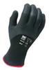 Coated Gloves,XL,Black On Black,PR -- 18F244