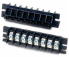 Edge Connectors, 1384X Series - 1 Sided Board / Vertical Mount - Image