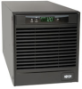 SmartOnline 2.2kVA On-Line Double-Conversion UPS, Tower, Interactive LCD Display, 100/110/120/127V NEMA 5-15/20R & L5-20R Outlets -- SU2200XLCD