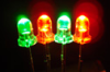 5 mm LED Lamp (Three Color) -- L-518G6R4B6C-CA