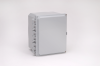 Nema and IP Rated Electrical Enclosure 14X12X6 -- H141206HF
