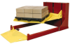 PalletPal Roll-On Level Loader with Turntable -- ROLLC3-28