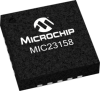 Dual 3MHz 2A Synchronous Buck Regulator w/Soft-Start and Power Good -- MIC23158 -Image