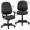 ERGOCRAFT Oversized 250-Lb. Capacity Soft-Sit Chairs -- 4001219