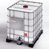 275-Gallon Ecobulk IBC Tank With Steel Pallet -- TNK210-STANDARD