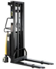 Double Mast Stacker With Power Lift -- HSL-118-FF -Image