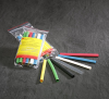 3M(TM) FP-301 Tubing Assortment Pack, assorted colors, PN 36620 3/16 in, 3 each of 7 colors, 10 per case -- 051135-36620