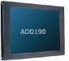 TFT Monitors - High Reliability -- AOD190AV -- View Larger Image