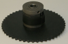 Indexing Sprocket Clutch -- 1478 - Image