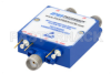 Absorptive SPDT PIN Diode Switch Operating From 12 GHz to 18 GHz Up to 0.1 Watts (+20 dBm) and Field Replaceable SMA -- PE71S6240 - Image