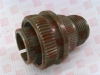 AMPHENOL 97-3106A14S-7PW ( CIRCULAR CONNECTOR PLUG SIZE 14S, 3 POSITION, CABLE; PRODUCT RANGE:97 SERIES; CIRCULAR CONNECTOR SHELL STYLE:STRAIGHT PLUG; NO. OF CONTACTS:3CONTACTS; CIRCULAR CONTACT TY... -Image