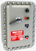 Temperature Control Panels -- Explosion Proof Temperature Control Panels -Image