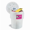 PIG HazMat Spill Kit in 65-Gallon Overpack Salvage Drum -- KIT343 -Image