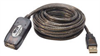 USB 2.0 Active Extension Cable Type A Male/Female 5.0 meter -- TL-U026-016 -Image