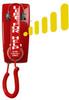 Asimitel 5501 AD-EL Omnia Auto-Dial Elevator/Help Phone
