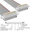 D-Sub Cables -- M7VVK-2510J-ND -Image