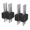 Rectangular Connectors - Headers, Male Pins -- 78269-472HLF-ND -Image