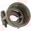 AMPHENOL 97-3057-1010 ( CIRCULAR CABLE CLAMP, SIZE 18, ZINC ALLOY; CONNECTOR SHELL SIZE:18; CABLE DIAMETER MAX:15.88MM; STRAIN RELIEF MATERIAL:ZINC ALLOY; PRODUCT RANGE:97 SERIES; FOR USE WITH:97 S... -Image