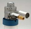 Drum Pump,Air,PP/PVDF,300cP Max Flow -- 13H908