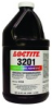 Loctite(R) 3201(TM) Light Cure Adhesive, Polycarbonate/Thermoplastics; 1LT -- 079340-19728 - Image