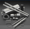 Motor Shafts, Rails, Machined Components