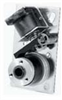 SP Solenoid Actuated Wrap Spring Clutch -- SP-2-S-CCW-HI-12 VAC-1/4in Bore-1 Stop