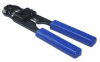 Shielded CAT5/CAT6 RJ45 Crimp Tool & Cable Stripper -- TLR210C