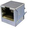 Modular Connectors / Ethernet Connectors -- RJE741AA1111A -Image