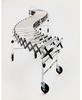 Medium-Duty Accordion Roller Conveyors -- HRLR24040S -Image