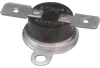 THERMOSTAT; DISC; 120/240 VAC; 15/10 A;NORMALLY CLOSED; QUICK CONNECT; 101 DEG -- 70101863