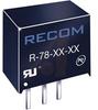 SWITCHING REGULATOR, 0.5 AMP, SIP 3, 12V SINGLE OUTPUT, HIGH EFFICIENCY -- 70051992