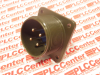 DDK DMS3102A-20-04P ( CONNECTOR MILITARY STYLE PLUG 4PIN ) -Image