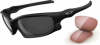 Oakley Split Jacket Sunglasses Array with Matte Black Frame -- OK-OO9099-01