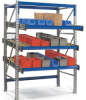 SCHAEFER Gravity Flow Racks -- 5195300