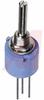 Pot;Cnd Pl;Rest 1 Megohms;Panel;Linear;Pwr-Rtg 0.5W;Shaft Dia 0.125in -- 70153332