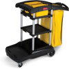 Rubbermaid High Capacity Cleaning Cart -- 7586