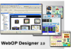 HMI Runtime Development Software -- WEBOP-DESIGNER
