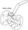 Reduced Bore Ball Valve -- M40Si ISO - Image