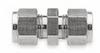 1-1 HBZ-SS - Parker 316 SS Compression union, 1/16