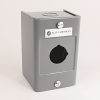 30mm Push Button Enclosure 800H PB -- 800H-1HZ4C-BP - Image