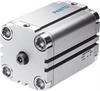 ADVU-50-15-P-A Compact cylinder -- 156551