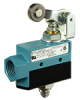 MICRO SWITCH E6/V6 Series Medium-Duty Limit Switches, Top Roller Arm Actuator, Adjustable with Steel Roller, 1NC 1NO SPDT Maintained, 0.5 in - 14NPT conduit -- BZE6-RQ2X2