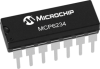 Operational Amplifier -- MCP6234 - Image
