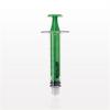 Medallion® Syringe, Male Luer Lock, Dark Green -- C1037 -Image
