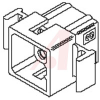 1.57mm Diameter Standard .062in Pin andSocket Receptacle Housing, 9ckt -- 70191468 - Image