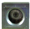 Shark Series - Square In-Line Centrifugal Fan -- SICD