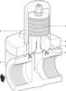 Quick Fit Connector Bimetallic Steam Trap -- PBX20 - Image