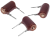 Tubular Radial Terminal Wirewound Resistors -- PC-58 Series -- View Larger Image