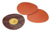 PSA Sanding Disc,SC,Cloth,8in,320G,PK100 -- 2FVJ9