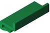 ExtrudedPE Profile -- HabiPLAST ZK (D, E, F, G, H, J) -Image